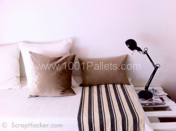 Diy: Pallet Sofa & Bunk Bed Pallet Sofas & Couches