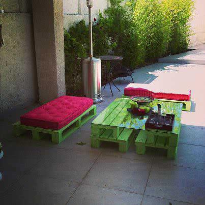 Pallet Outdoor Set Lounges & Garden Sets