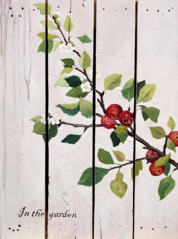 Pallet Painting Canvas Pallet Wall Decor & Pallet Painting
