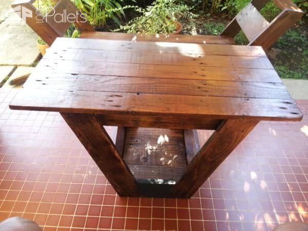 Pallets Chair & Bench Pallet Benches, Pallet Chairs & Stools