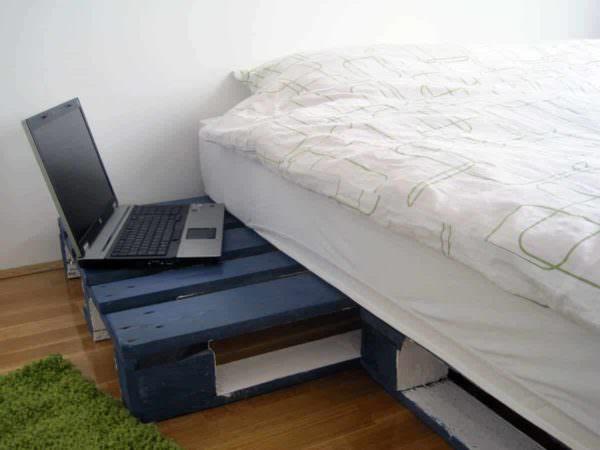 Simple Geeksters Pallet Bed Idea Pallet Beds, Pallet Headboards & Frames