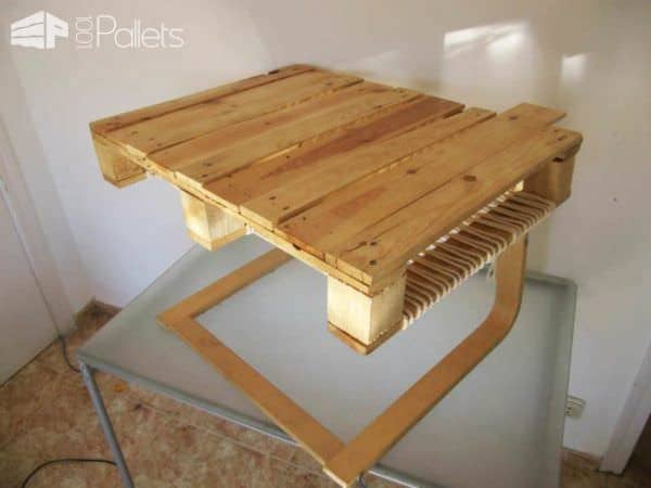 The Primitif Project: Pallets Recycling Pallet Desks & Pallet Tables