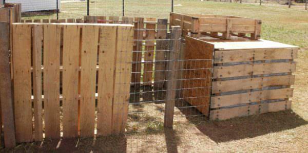 Pallets Chicken Coop Animal Pallet Houses & Pallet Supplies