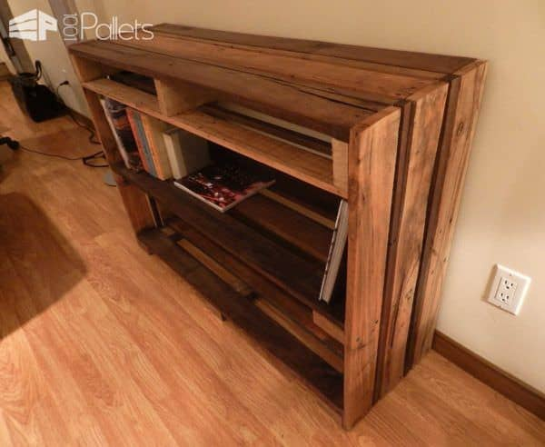 Pallets Console Pallet Cabinets & Wardrobes