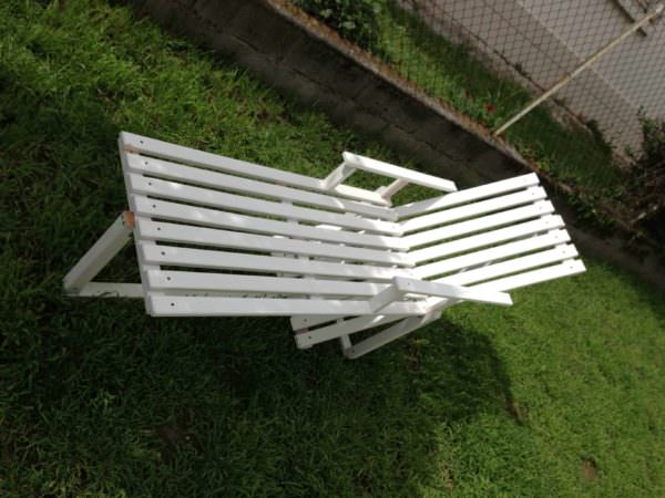 Pallet Lounge Chair Lounges & Garden Sets