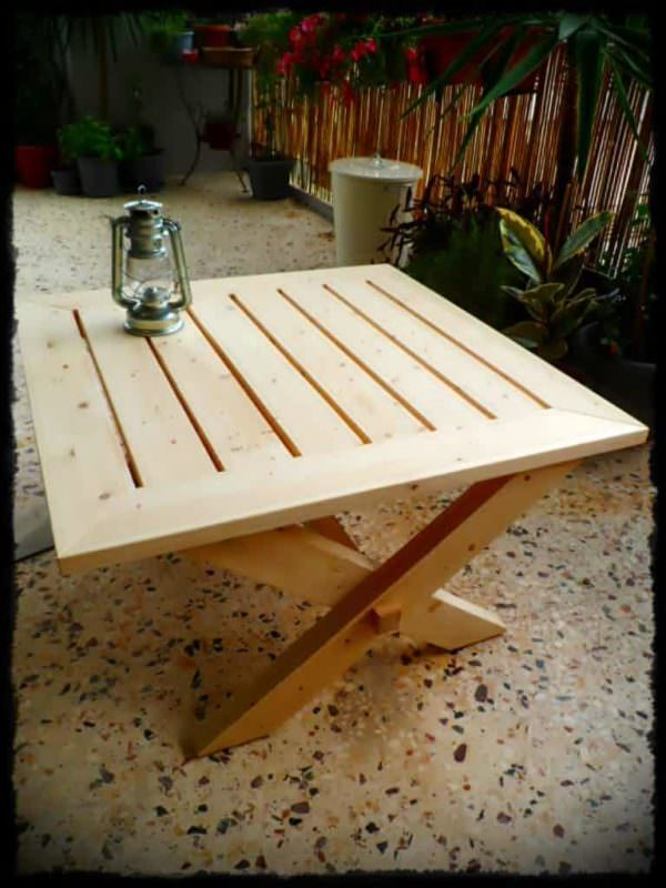 Outdoor Pallet Coffee Table Pallet Coffee Tables