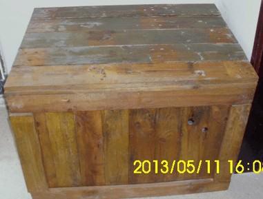 Diy Pallet Trunk Pallet Boxes & Chests