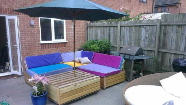 My Pallets Garden Set Lounges & Garden Sets