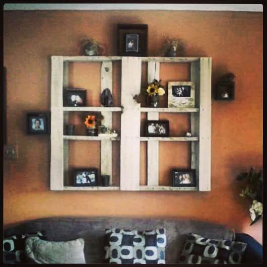 My Pallet Projects Pallet Desks & Pallet Tables Pallet Shelves & Pallet Coat Hangers