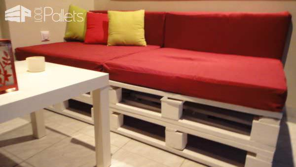 Balcony Pallet Project Lounges & Garden Sets