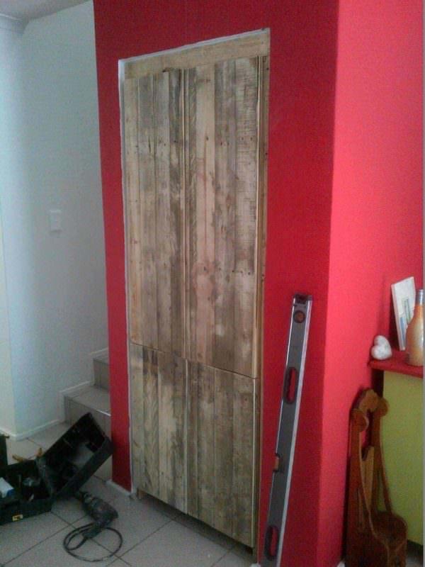 Pallets Wardrobe/Bar Pallet Cabinets & Wardrobes