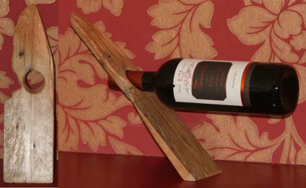 Magic Pallet Bottle Stand Pallet Home Accessories