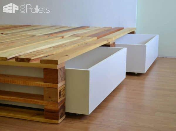 Simple Pallets Bed Pallet Beds, Pallet Headboards & Frames