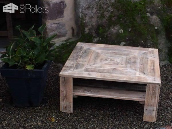 My Pallet Creations / Créations En Bois De Palettes Pallet Benches, Pallet Chairs & Stools Pallet Coffee Tables