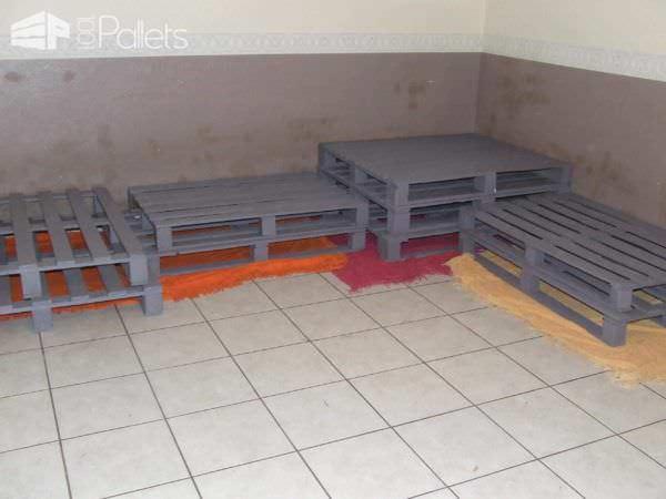 Pallets Corner Sofa Pallet Sofas & Couches