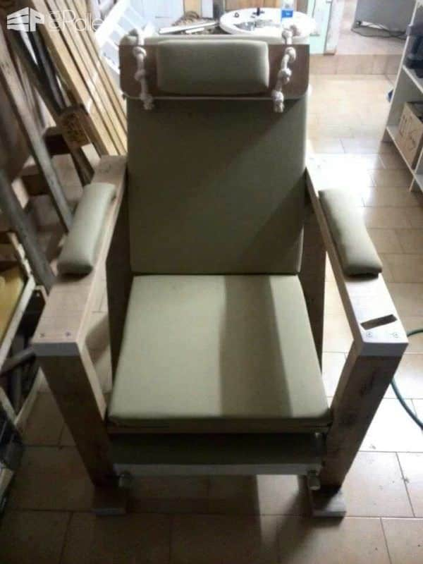 Pallet Relax Sofa Pallet Benches, Pallet Chairs & Stools