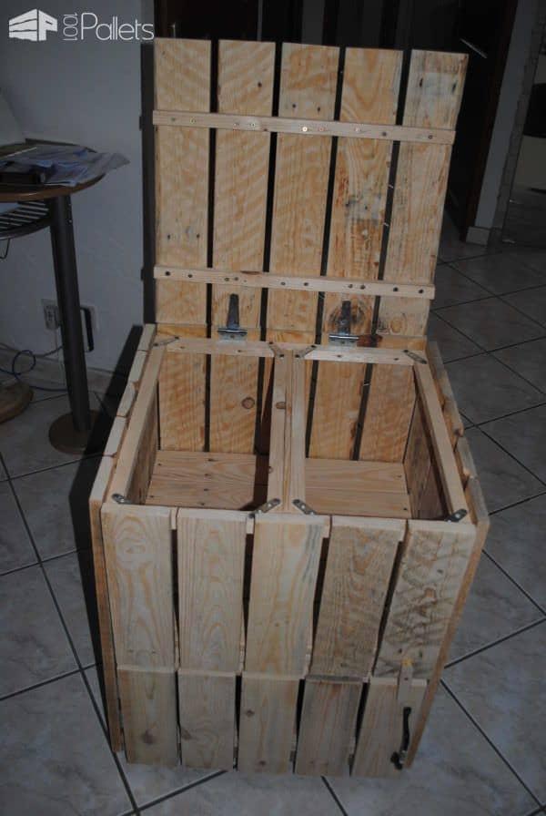Pallet Storage or Mini Bar Pallet Boxes & Chests