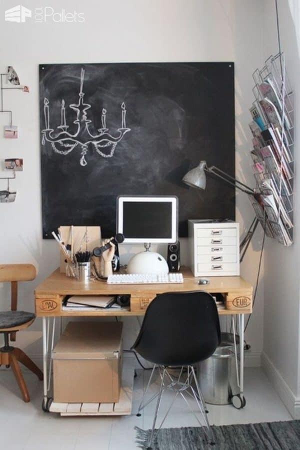 Cheap Pallet Desk Pallet Desks & Pallet Tables