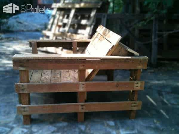 Complete Guide to Make This Pallet Club Chair Pallet Benches, Pallet Chairs & Stools