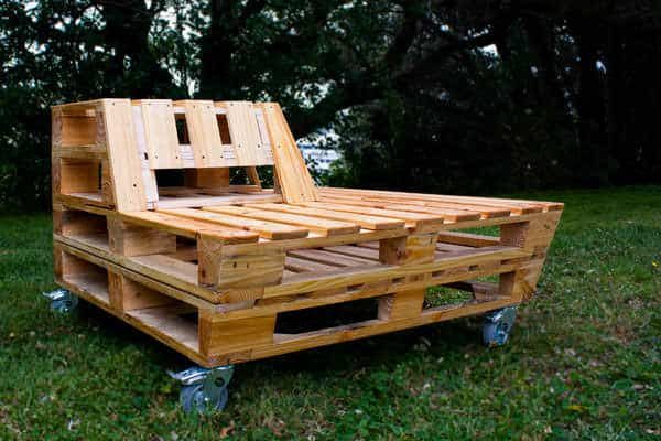 Modern Pallet Bench Pallet Benches, Pallet Chairs & Stools