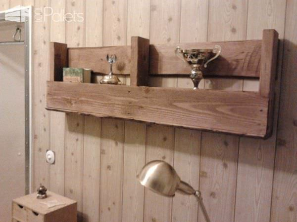 Estonian Pallet Tables & Shelf Pallet Desks & Pallet Tables Pallet Shelves & Pallet Coat Hangers