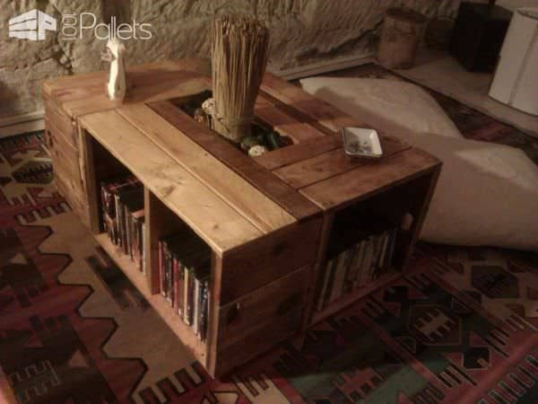 Furniture Made From Reclaimed Pallets Pallet Cabinets & Wardrobes