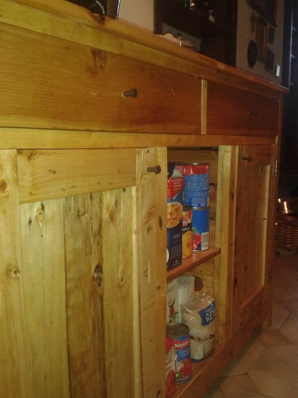 Recycled Wood Cabinet Pallet Cabinets & Wardrobes