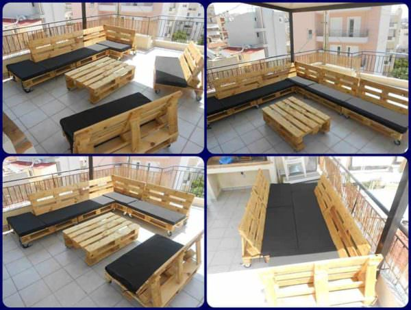 The Pallet Skills Of Jesus Art Pallet Benches, Pallet Chairs & Stools