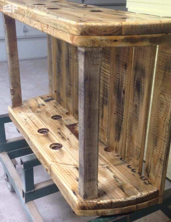 Cable Spool Media Table Pallet TV Stands & Racks