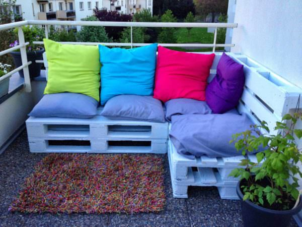 Euro-pallets Lounge Lounges & Garden Sets