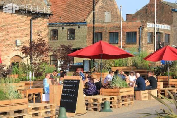 Keep Calm & Pallet On Lounges & Garden Sets Pallet Terraces & Pallet Patios
