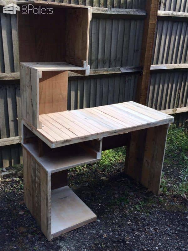 Pallet Desk Pallet Desks & Pallet Tables