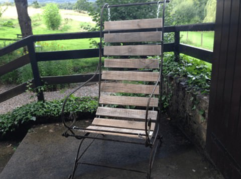 Transat De Jardin / Pallet Garden Chair Pallet Benches, Pallet Chairs & Stools