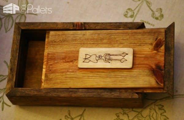 Pallet Box Pallet Boxes & Chests