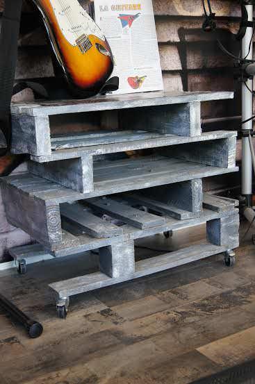 Table Palette / Pallet Table Pallet Desks & Pallet Tables