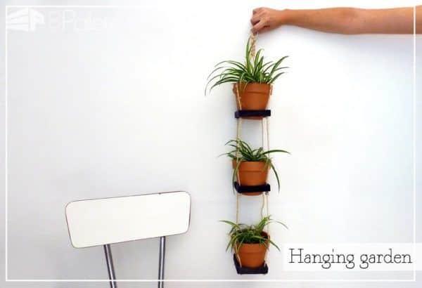 Diy: Vertical Urban Garden Pallet Planters & Compost Bins