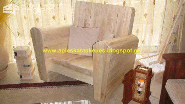 Beautiful Pallet Chair Pallet Benches, Pallet Chairs & Stools