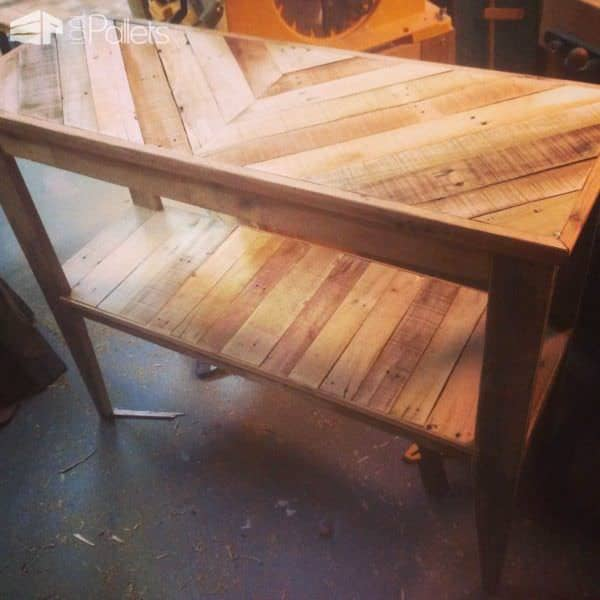 Pallet Coffee Tables & Sofa Table Pallet Coffee Tables