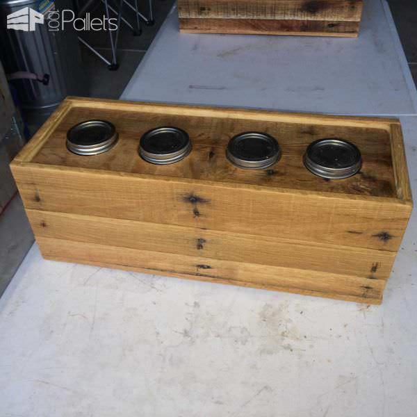 Pallet Herb Garden Boxes Pallet Boxes & Chests