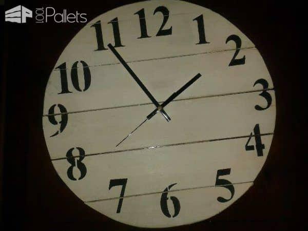 Pallet Clocks Pallet Clocks