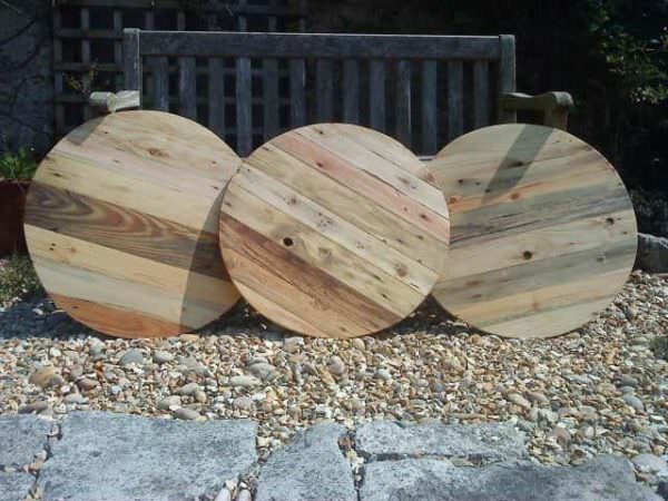 Coffee Tables Made From Upcycled Pallets Pallet Coffee Tables