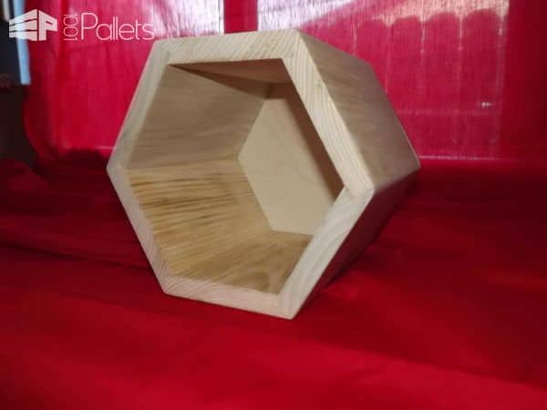 6 Sided Router Bit Pallet Boxes & Chests