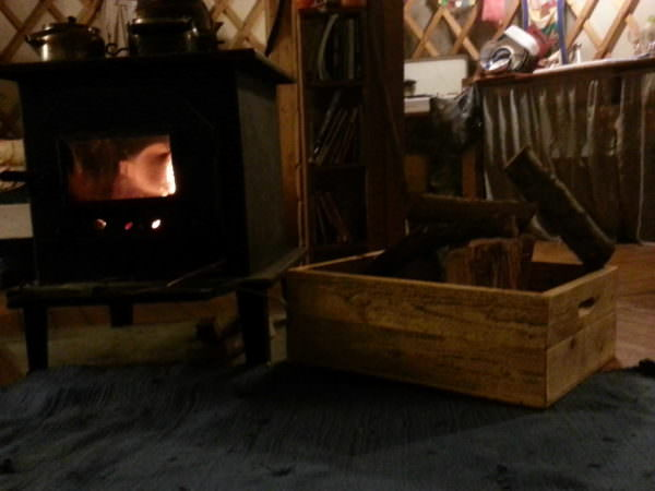 Fire Wood Storage Boxe Pallet Boxes & Chests