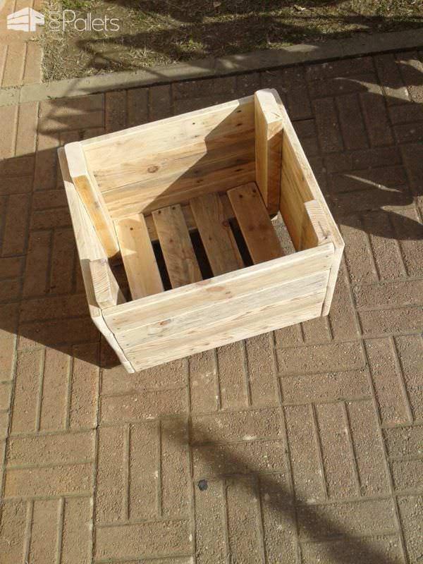 Pallet Plant Container Pallet Planters & Compost Bins