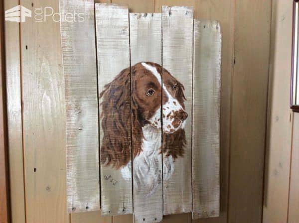 Armoire En Bois De Palette / Wooden Pallet Wardrobe Pallet Cabinets & Wardrobes