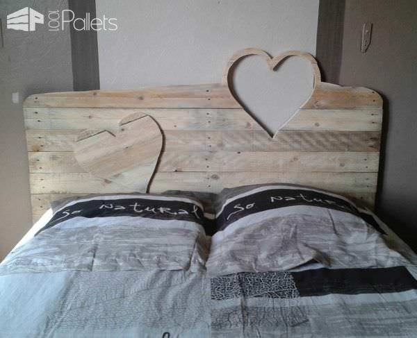 Mes Réalisation En Palettes / My Pallet Works Lounges & Garden Sets Pallet Beds, Pallet Headboards & Frames