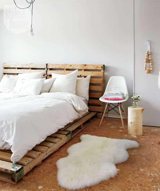 10 Creative Ways to Use Recycled Pallets to Decorate Your Home Pallet Home Accessories Pallet Home Décor Ideas