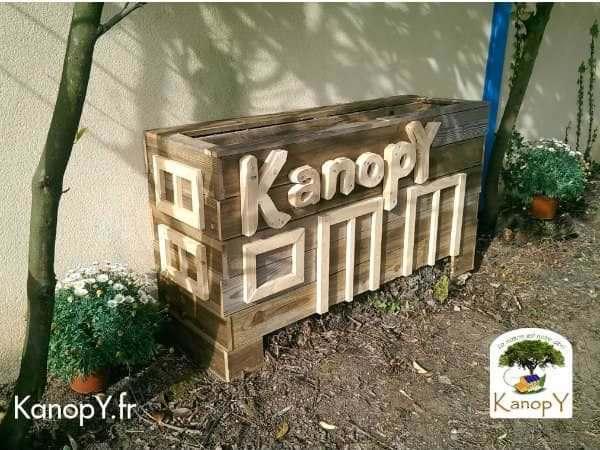 Composteur Kanopy / Pallet Compost Bin Kanopy Pallet Planters & Compost Bins
