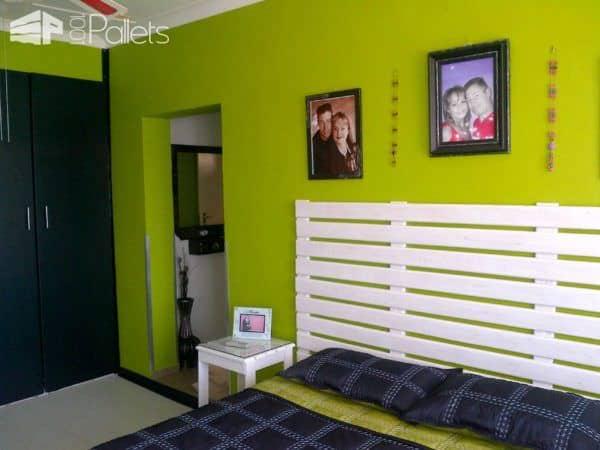 Pallet Bed Headboard Pallet Beds, Pallet Headboards & Frames