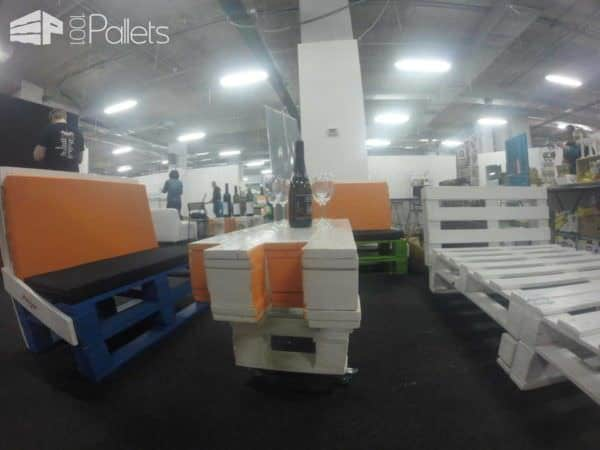 Pallet Fair – Show To The People What Can Be Done From Wooden Pallets Lounges & Garden Sets
